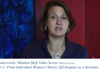 Mindset Shift 1 – From Individual Experiences TO a Systemic Pattern of Inequality