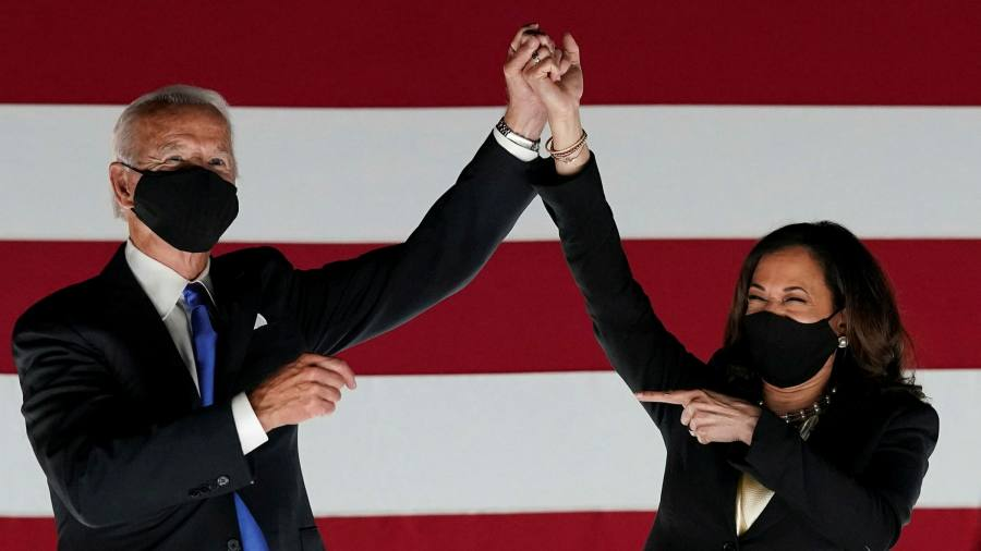 What Can Men Learn from President-Elect Biden's Male Ally Example?